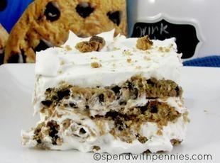 No Bake Chips Ahoy! Icebox Cake Recipe