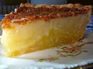 Lola's Southern Buttermilk Pie Recipe