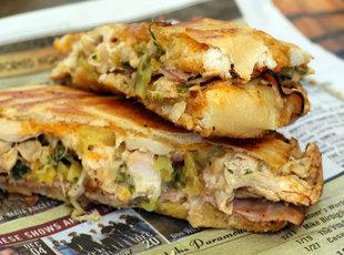 Outrageous Cuban Sandwich with Mojo sauce Recipe