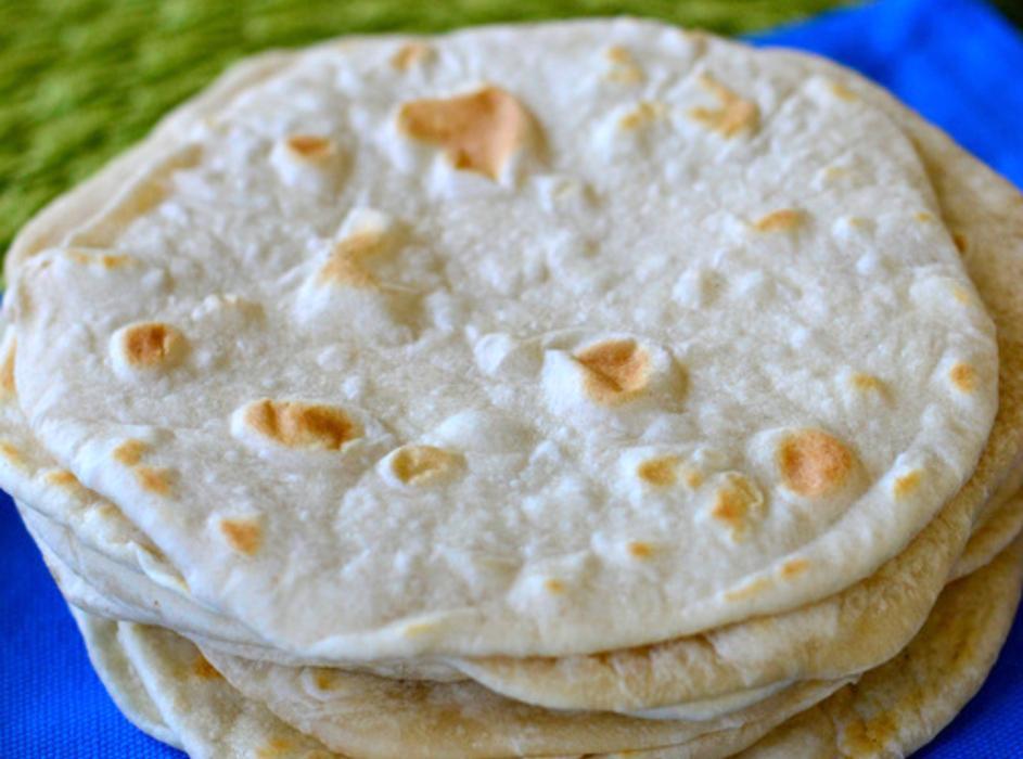 Homemade Flour Tortillas Recipe 10 | Just A Pinch Recipes