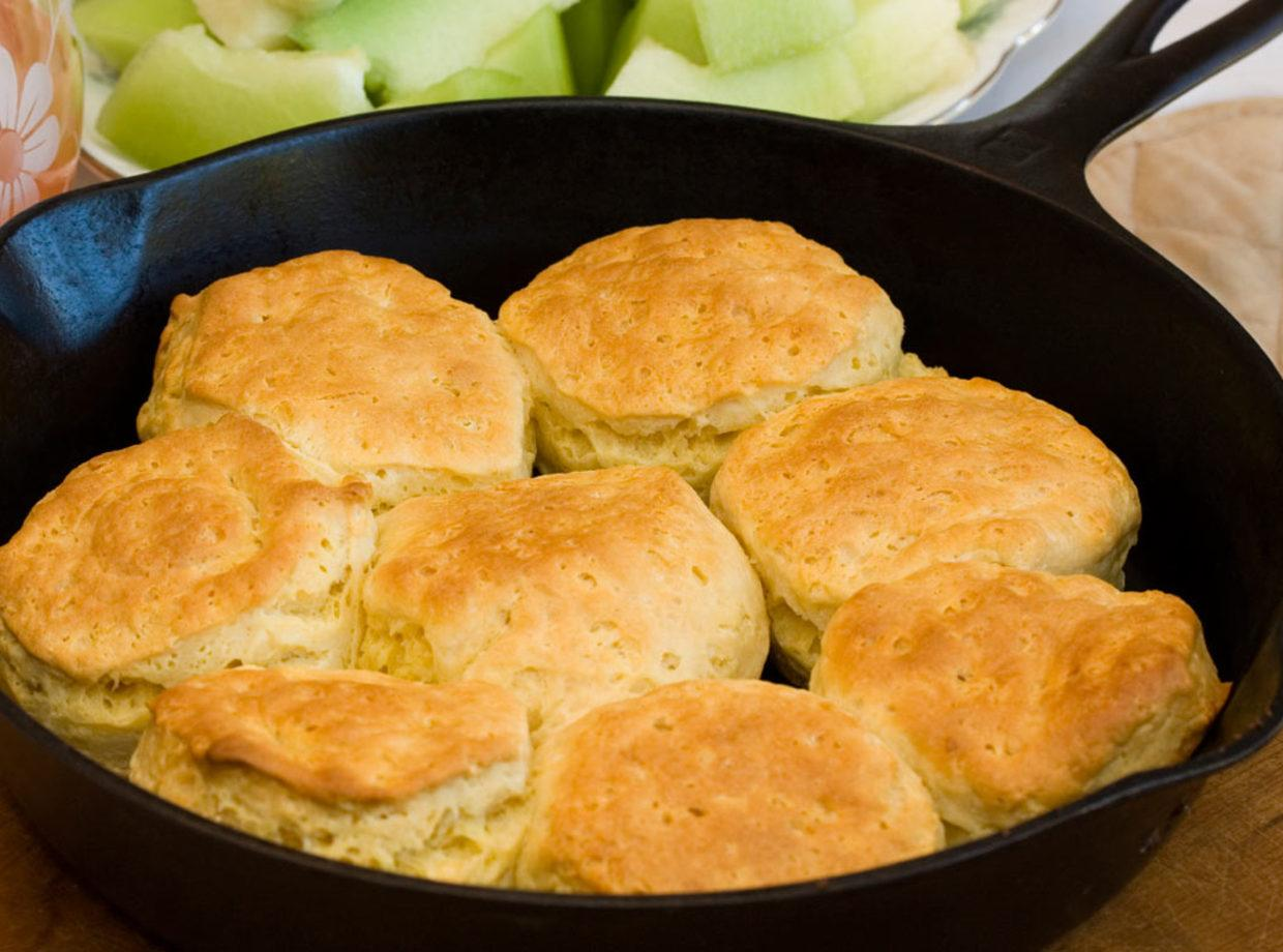 'Duck Dynasty' Matriarch Miss Kay's Famous Biscuits Recipe