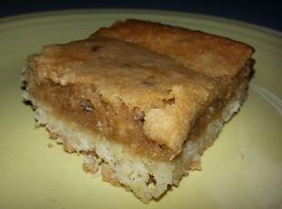 Gooseberry Suprise Bars Recipe