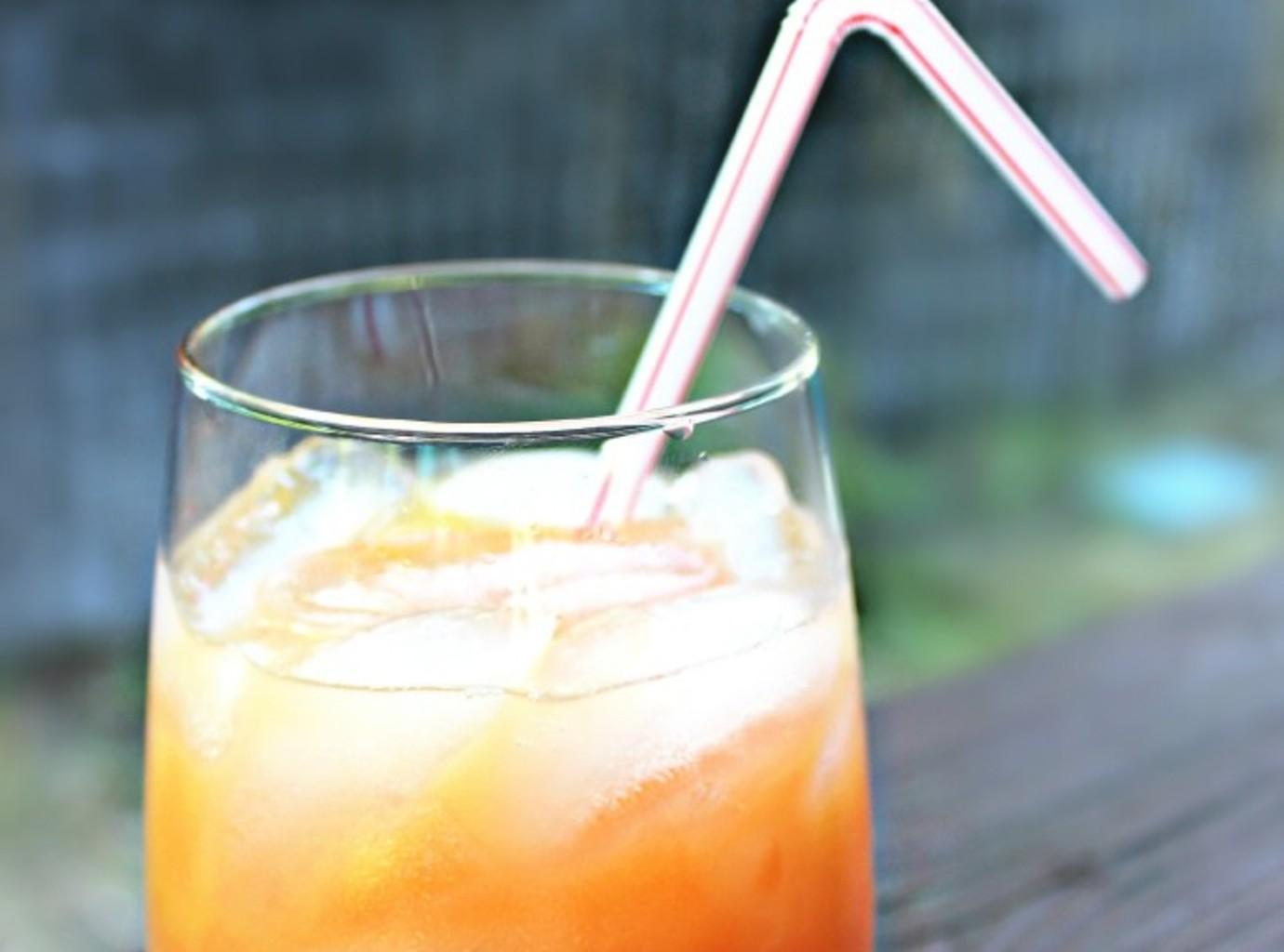 Tequila Sunrise Cocktail Recipe | Just A Pinch Recipes