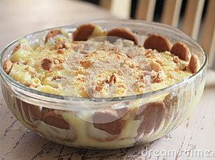 Real Home Made Banana Pudding Recipe
