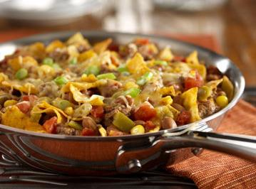 Beef Taco Skillet Recipe 4 | Just A Pinch Recipes