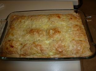 Filo Meat Pie Recipe
