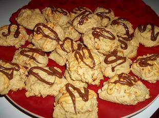 Peanut Butter Cream Cheese Cookies Recipe