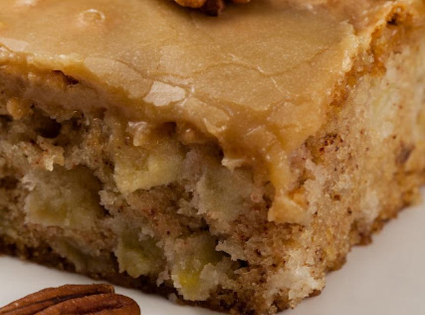 Apple Cake With Evaporated Milk