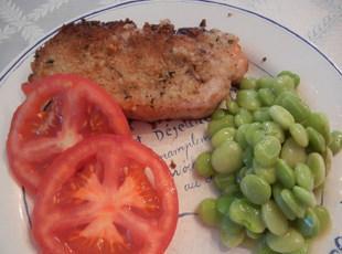 Connie's Perfect Pork Chops
