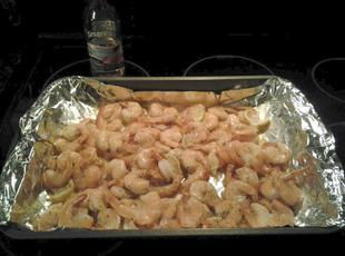 Baked Italian Shrimp Recipe