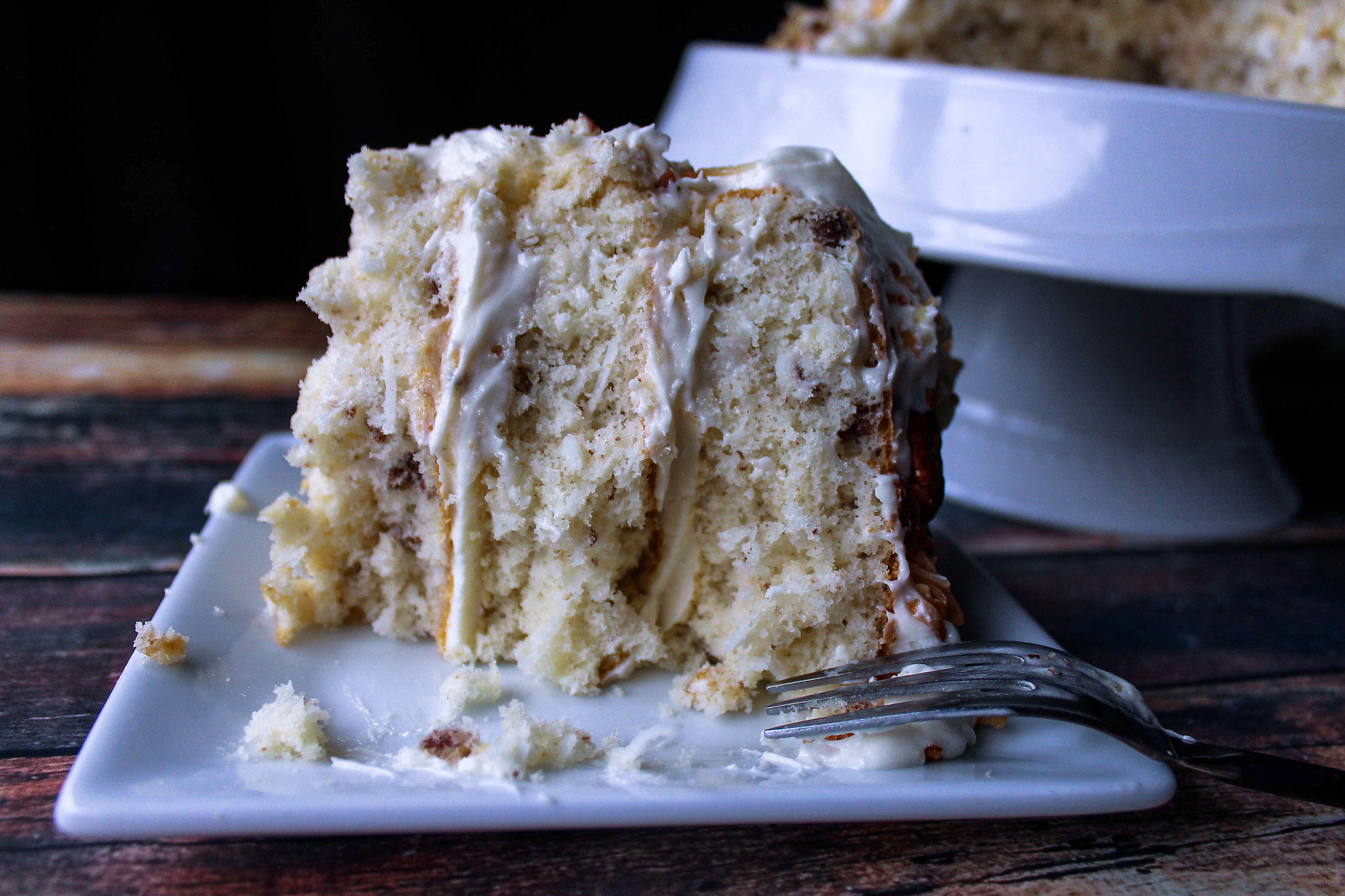Perfect Italian Cream Cake Recipe