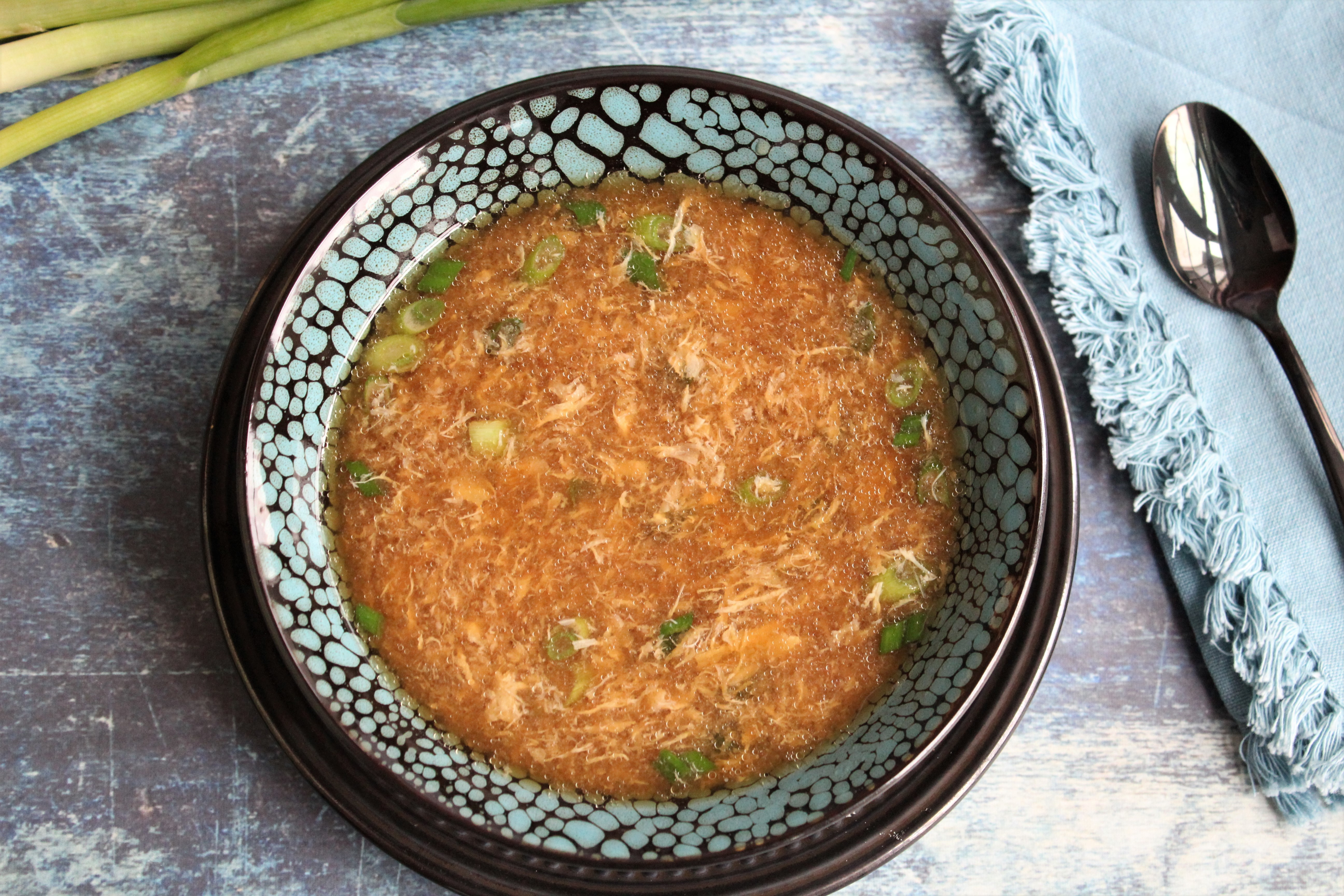 'Chinese Egg Drop Soup' Recipe