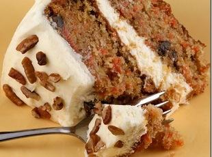 Million Dollar Carrot Cake Recipe