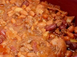Calico Beans - Slow Cooked Recipe