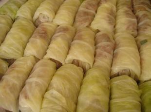Halupki (Cabbage Rolls) Recipe