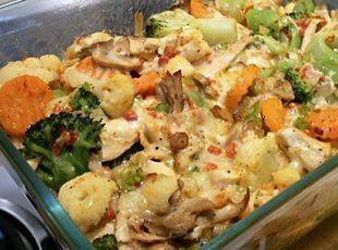 California Chicken Casserole Recipe