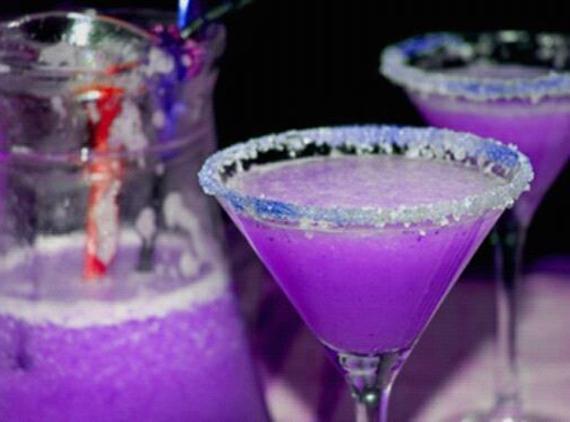 Purple Dragon Martini Recipe