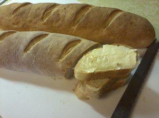 "Speedy ""Sourdough"" French Bread"