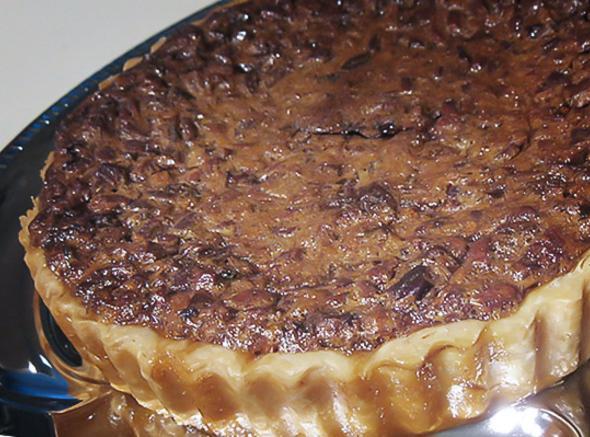 Butter Pecan Pie Recipe 2 | Just A Pinch Recipes