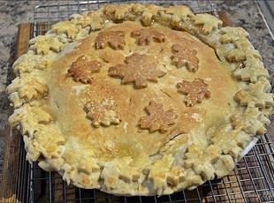 Easy As Pie Crust (Gluten Free) Recipe