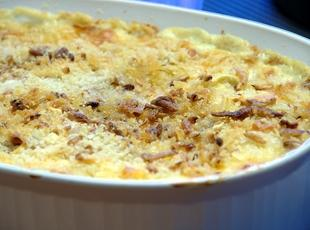 Tunna Noodle Casserole from Scratch Recipe