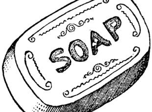 Old Time Witches Soap Recipe