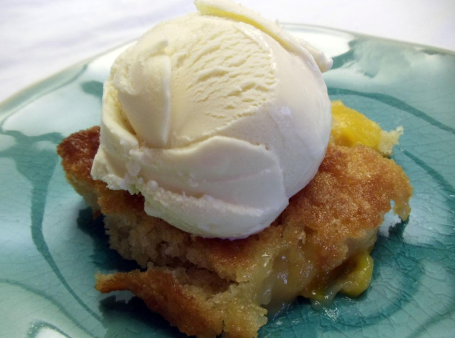MANGO COBBLER Recipe
