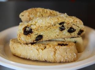 Cherry Almond Biscotti Recipe