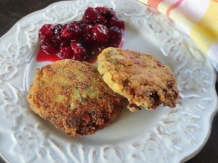 Turkey Croquettes (after Thanksgiving Day Treat) Recipe