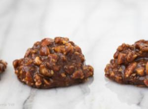 No Bake Cookies (Paleo, Grain Free, Gluten Free, Dairy Free) Recipe