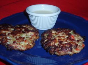 Maryland Style Crab Cakes Recipe