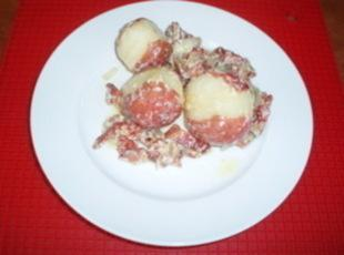 Red Potato Salad with Bacon Recipe
