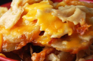 Lena's Loaded Pierogi Casserole Recipe