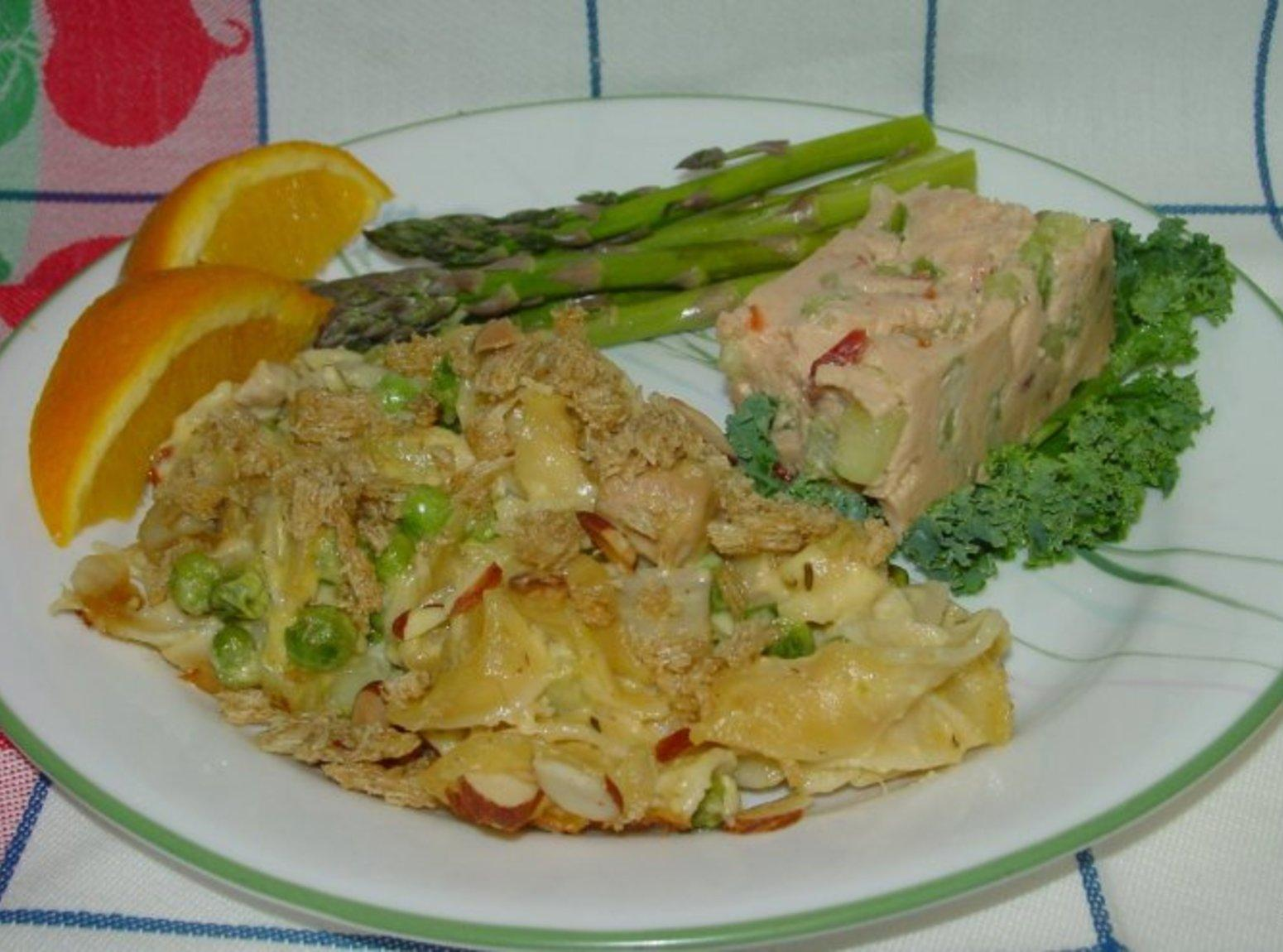 Cable Car Tuna Casserole Recipe