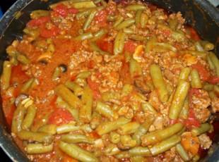 Spanish Green Beans Recipe