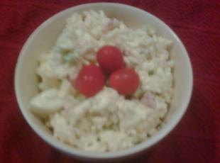 Rice Potato Salad Recipe
