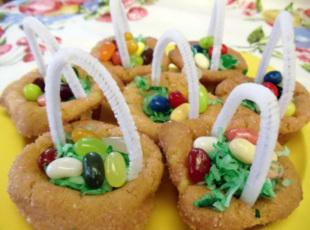 Mini Easter Baskets Recipe