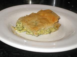 Zucchini Borek Recipe