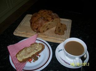 Traditional Irish Treacle Bread Recipe