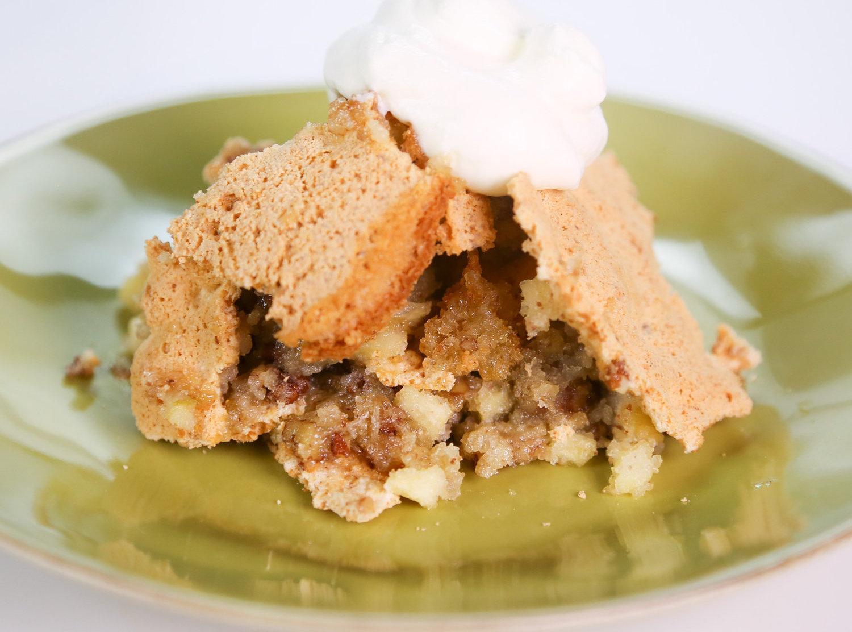 The Lee Bros. Charleston Kitchen's Huguenot Torte Recipe ...