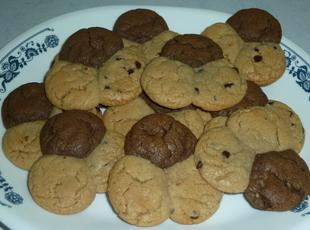 3 in 1 Cookie Recipe