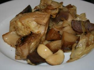 Roasted Cabbage and Potatoes in the Crockpot Recipe