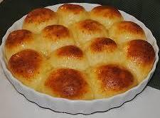 ONE HOUR YEAST ROLLS Recipe