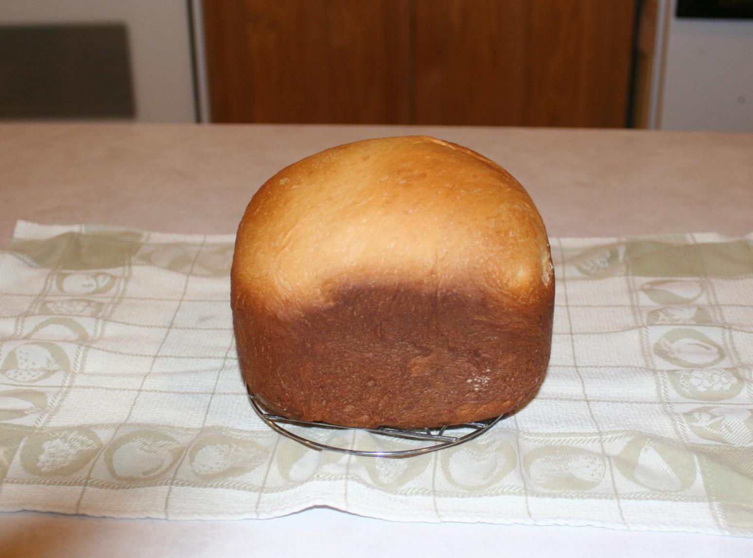 bread machine hawaiian bread