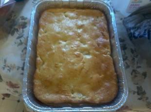 Sugar Free Apple Cream Cheese Cake
