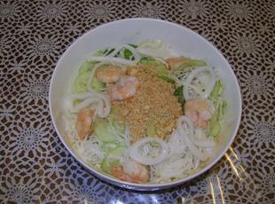 101 Cabbage Seafood Salad Recipe