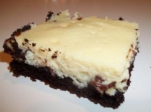 Ooey Gooey Fudge Nut / Cream Cheese Bars Recipe