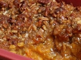 Sweet N Sassy Sweet Potatoes Recipe
