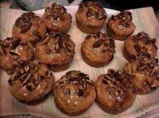 Rum Banana Muffins Recipe