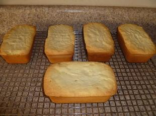 Mini Cream Cheese Pound Cakes Recipe